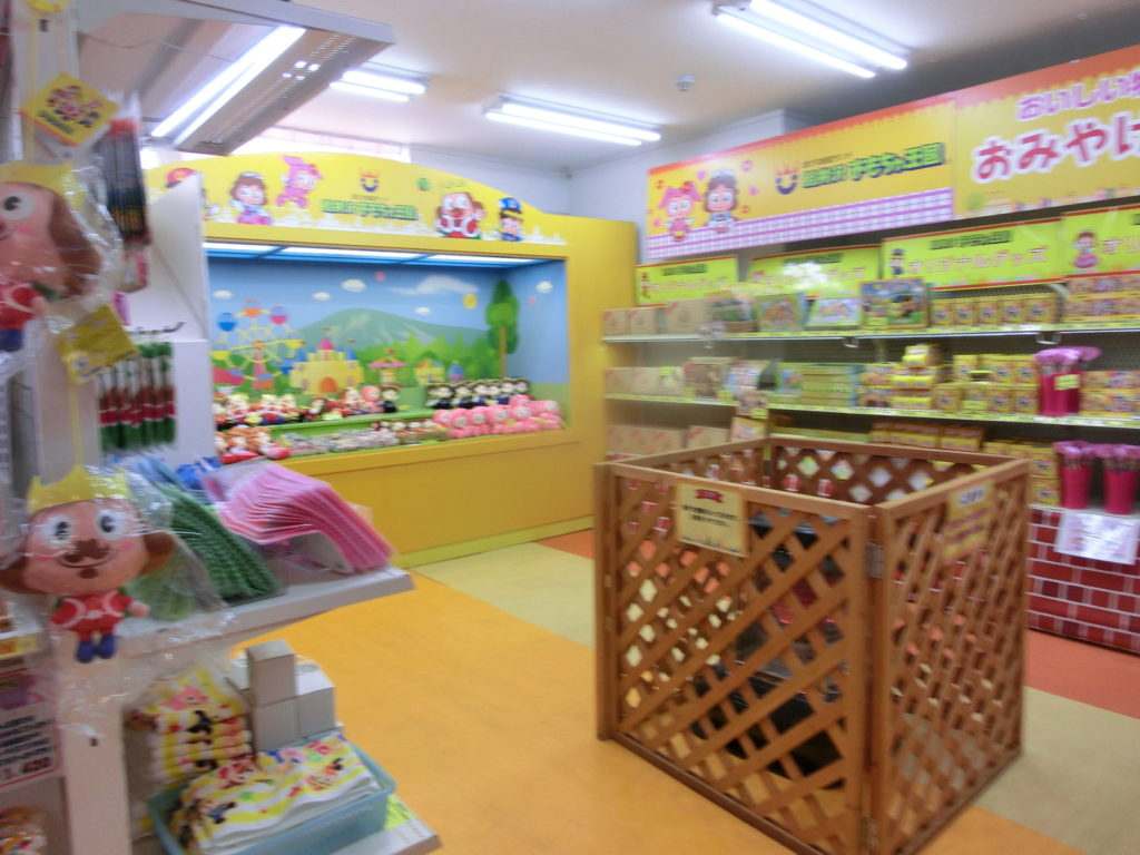 軽井沢おもちゃ王国の暖房設備