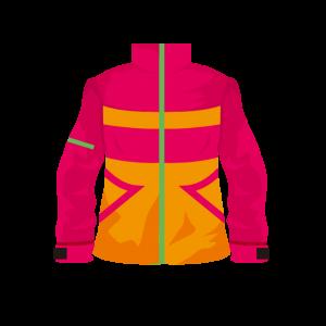 スキーウェアのレンタル