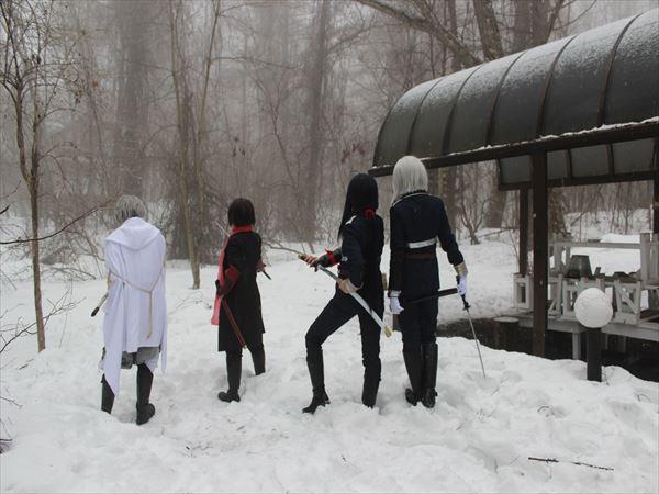 別荘宿泊コスプレはロイヤルタイプコテージエクセル2月16日2月20日の撮影