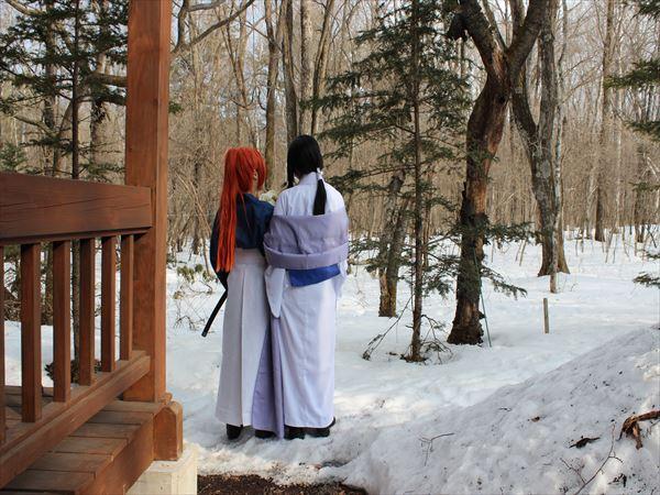 ルネス軽井沢のアリエッティで撮影2016年2月27日