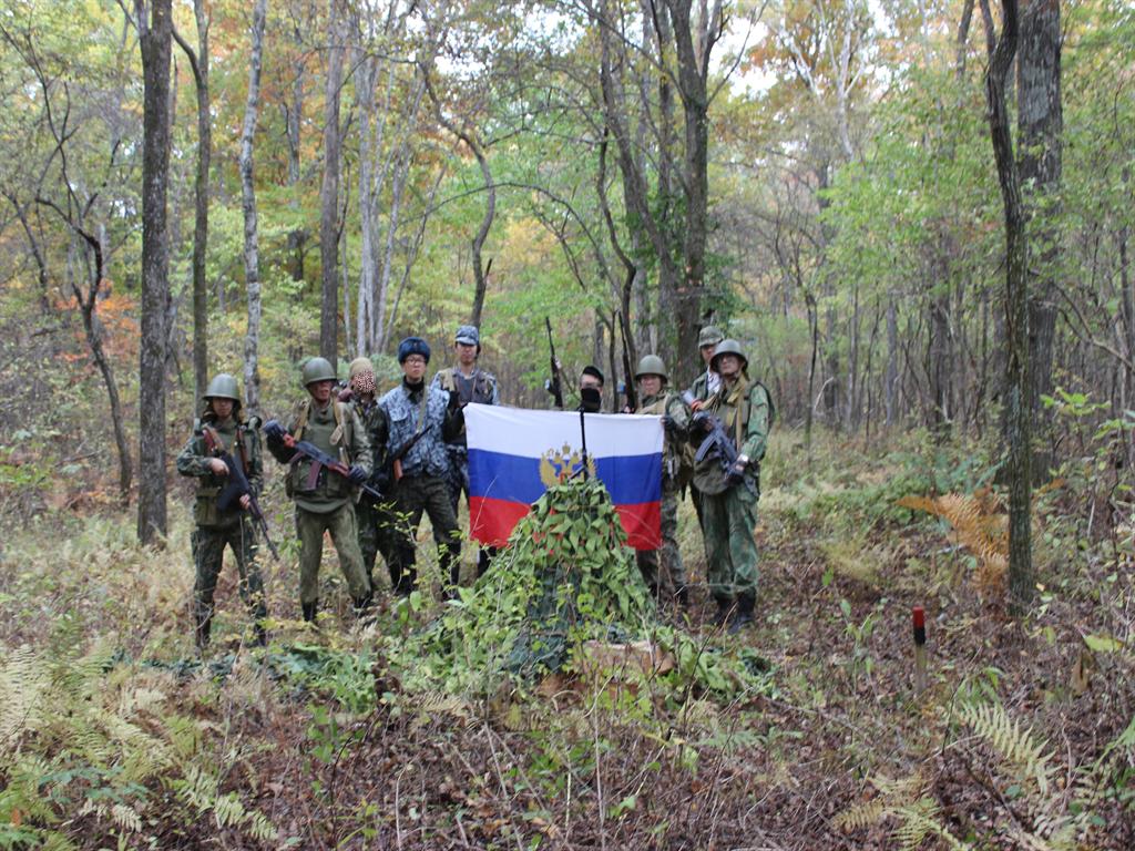 旧ソ連軍のミリタリーコスプレ