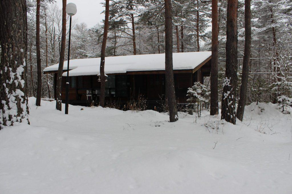浅間高原のコテージ大雪のマイトンエリア