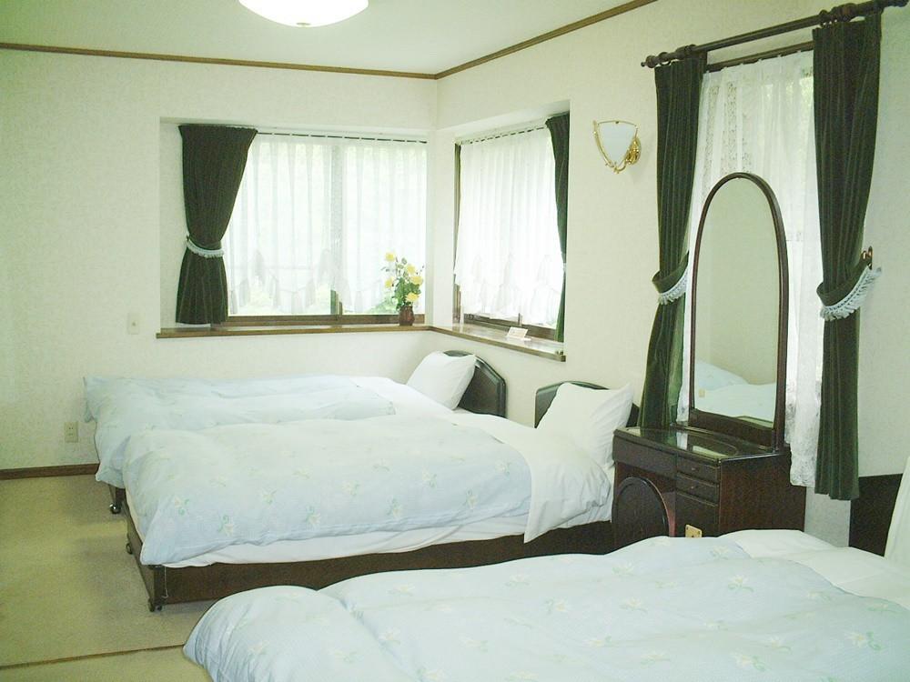翠苑の4台のベッドルーム
