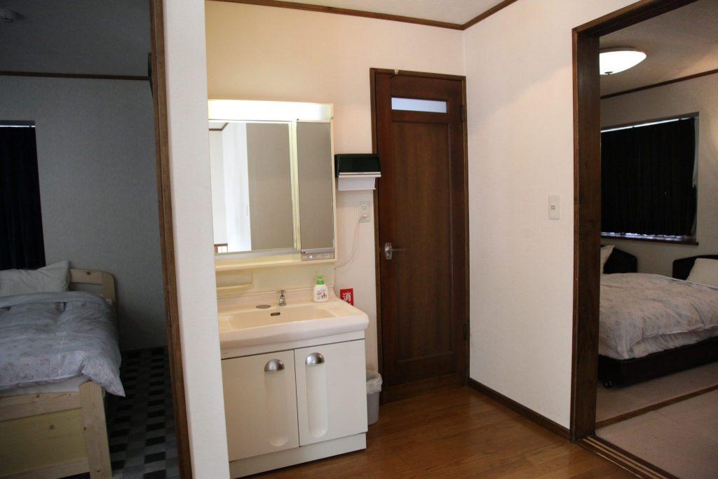 翠苑の2階トイレ