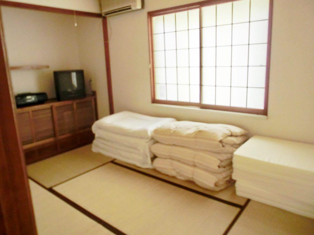 高級別荘ロイヤルスィート「オーロラ」の1階和室