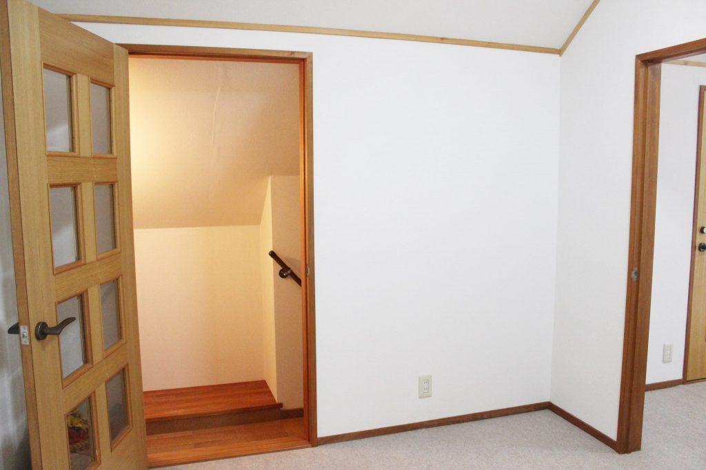 ロイヤルスィート「オーロラ」の2階