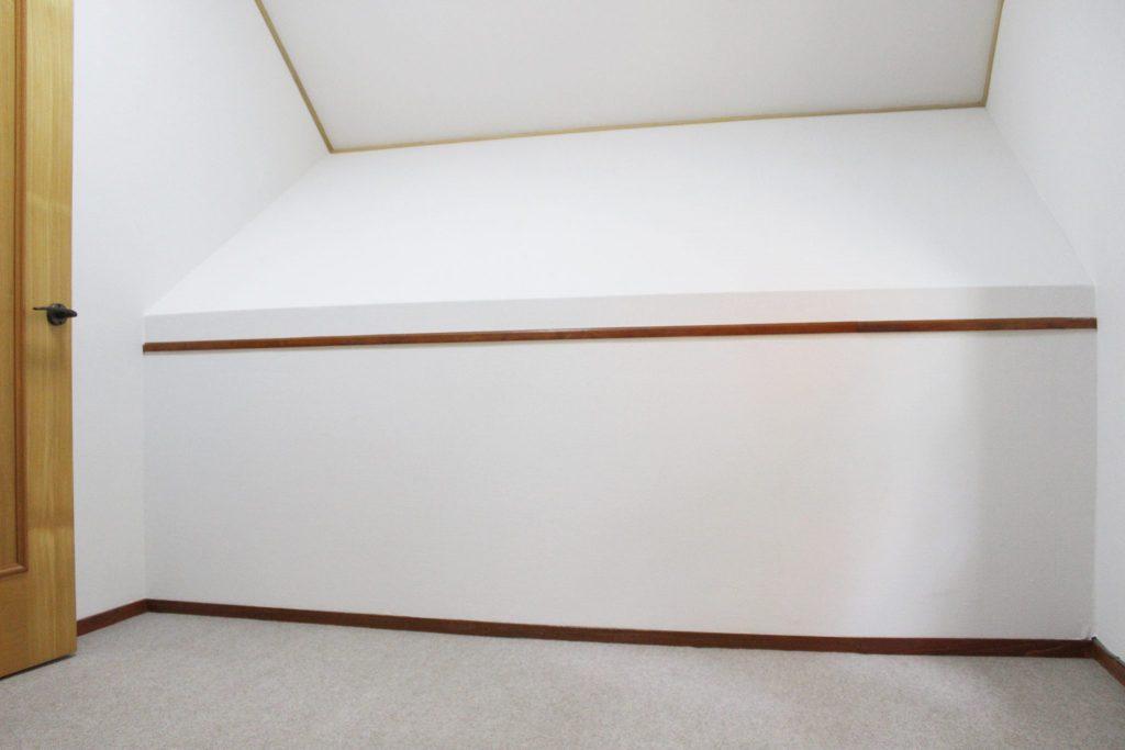 ロイヤルスィート「オーロラ」の2階スペース