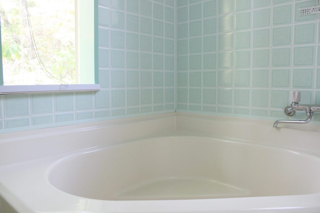 ロイヤルスィート「オーロラ」のバスルーム