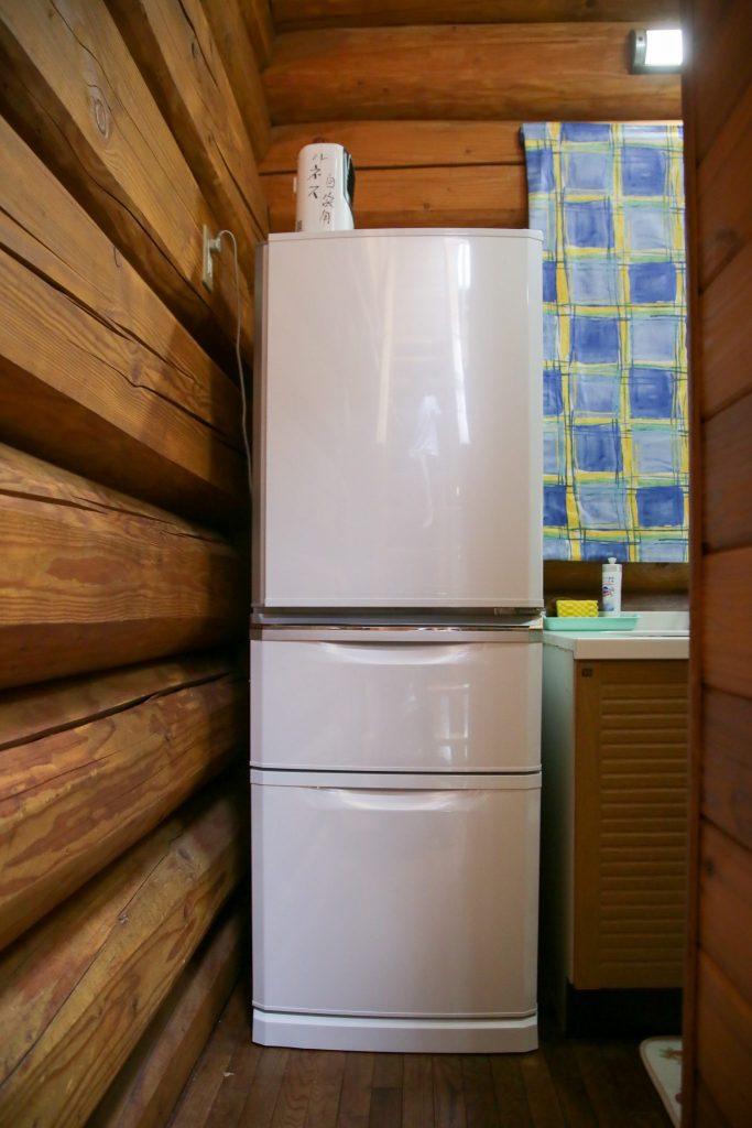 グレースの冷蔵庫