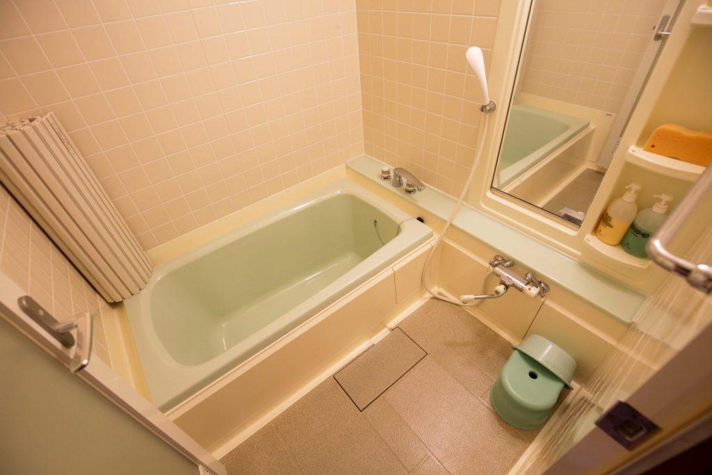 カールのバスルーム