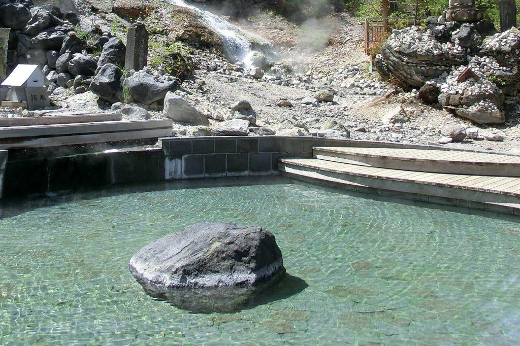 草津温泉の泉質