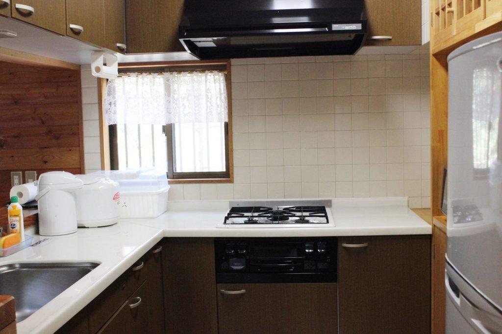 アリエッティのキッチン
