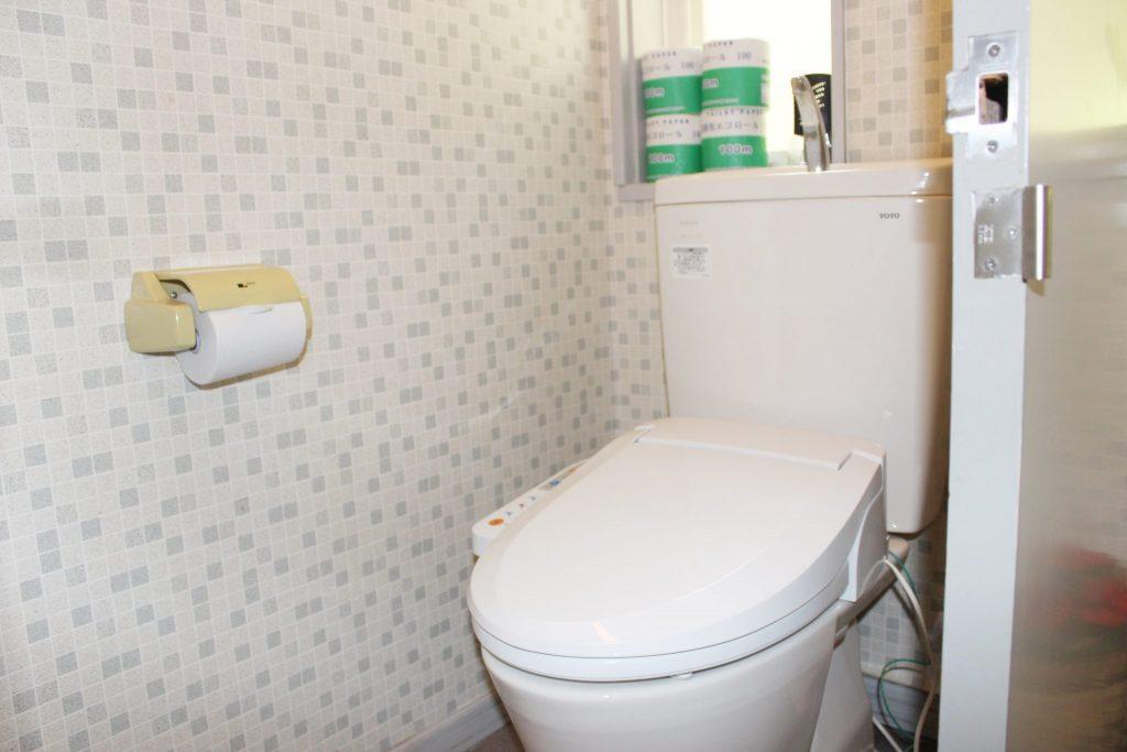 エクセルのシャワートイレ
