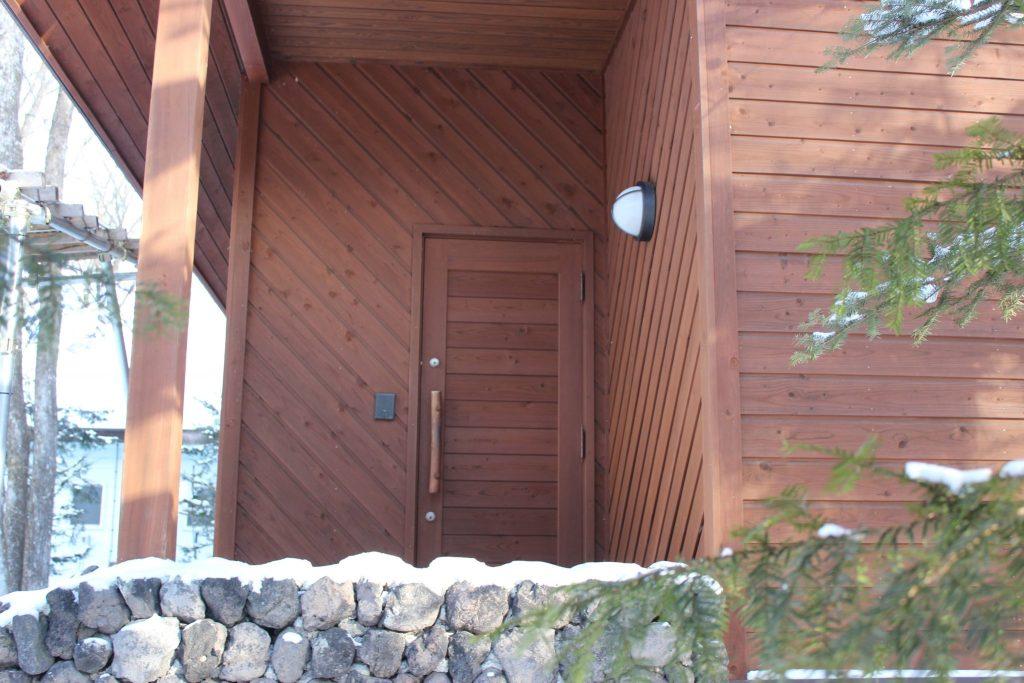 アリエッティの玄関