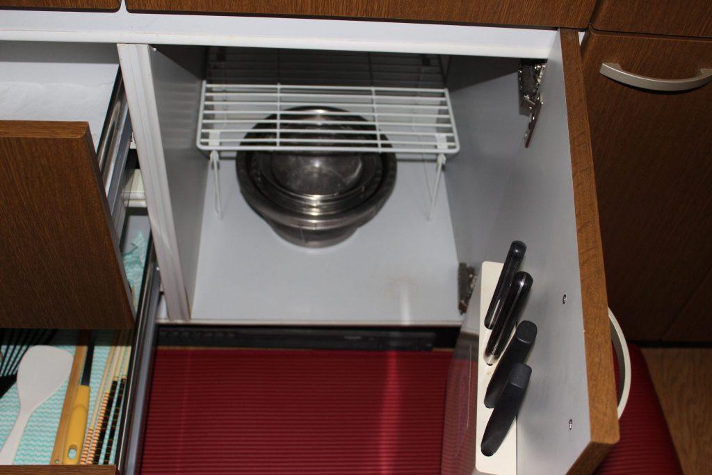アリエッティのキッチン備品