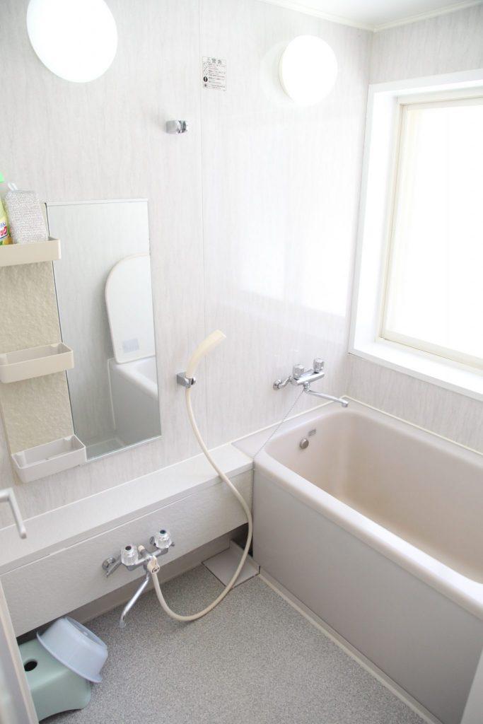 ロイヤルタイプコテージ「エクセル」のバスルーム