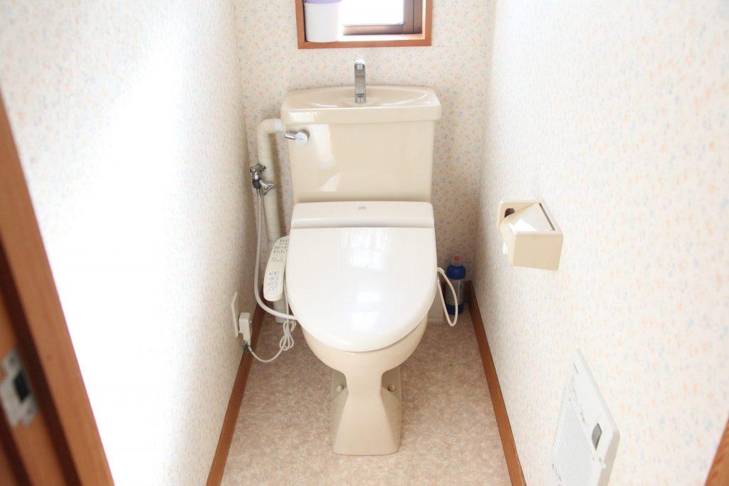 アリエッティのトイレ