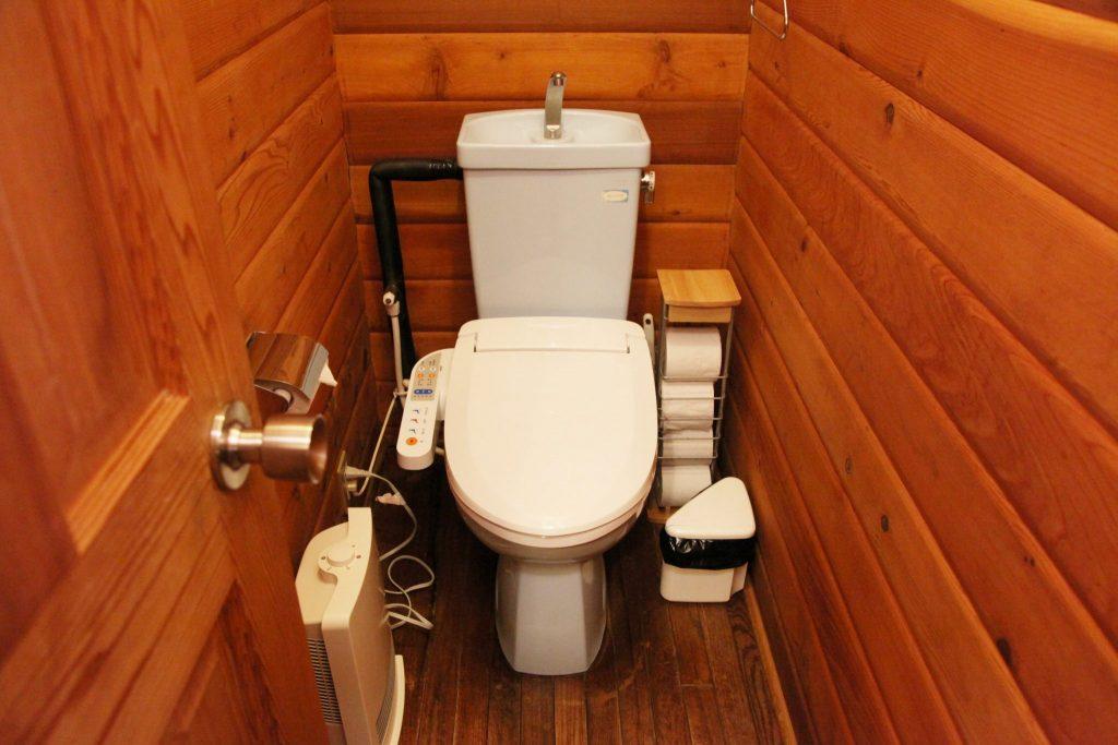 アンのトイレ