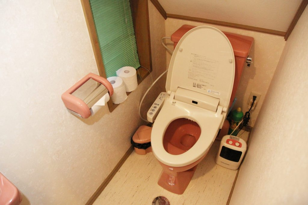 しおん虹のシャワートイレ