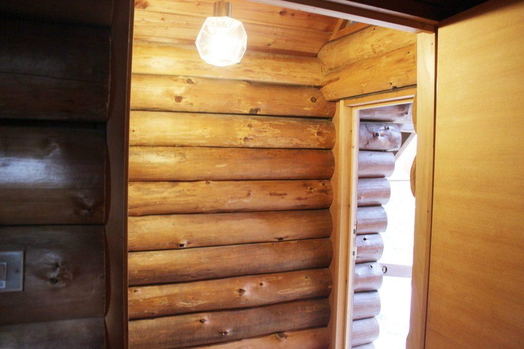 カンパニュラの玄関