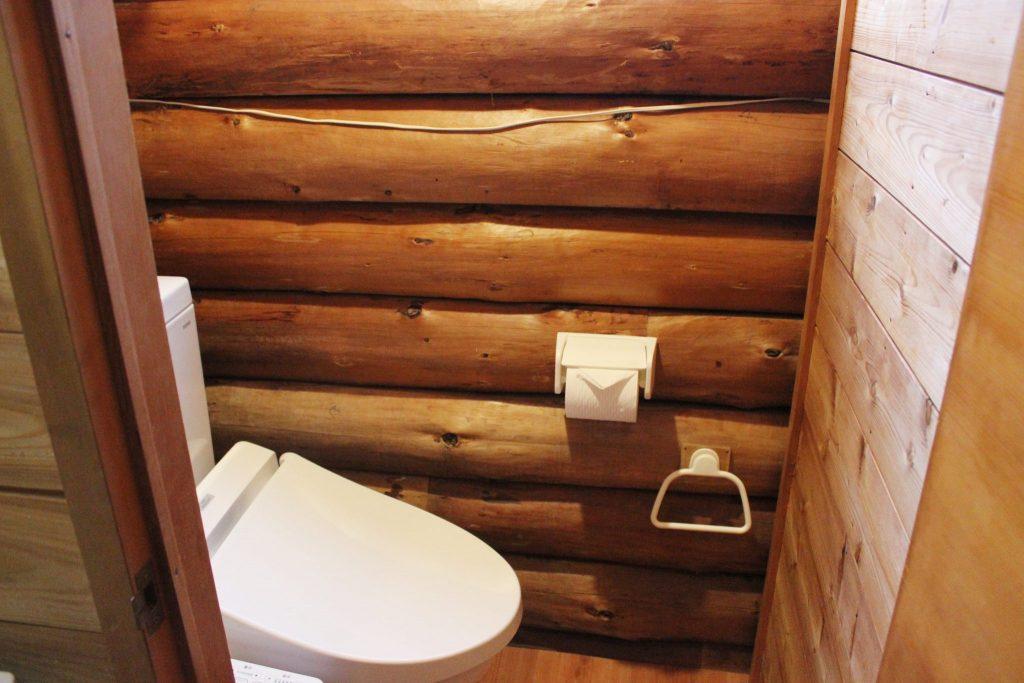カンパニュラのトイレ