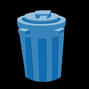 コテージのゴミは別荘エリアのゴミ箱に廃棄をお願いします。