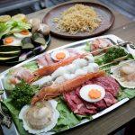 ルネス軽井沢のバーベキュースペシャル食材