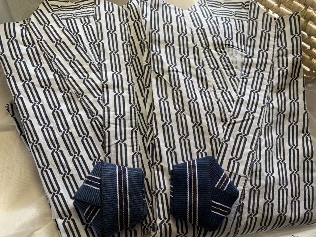 コテージ宿泊でパジャマ替わり「浴衣レンタル」