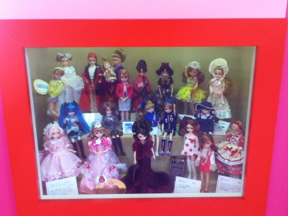 軽井沢おもちゃ王国のおもちゃの部屋