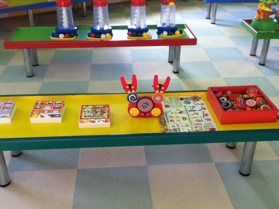 軽井沢おもちゃ王国のゲームおもちゃ