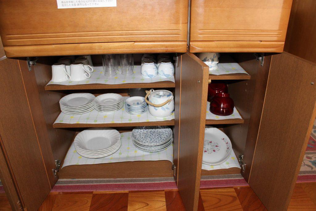 こまくさのキッチン食器類