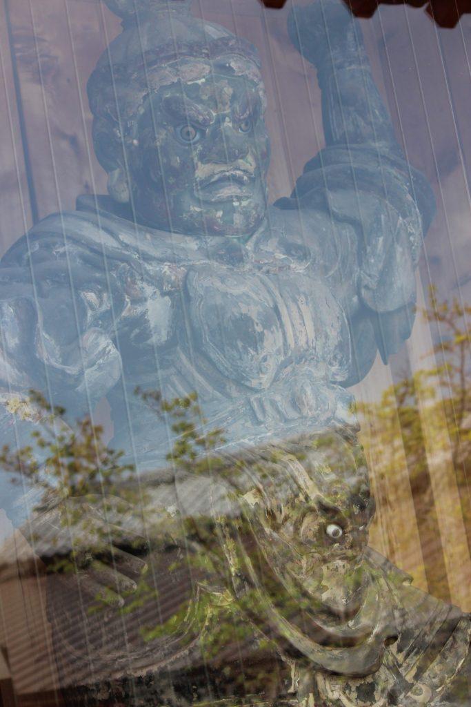 鬼押し出し園 仁王像