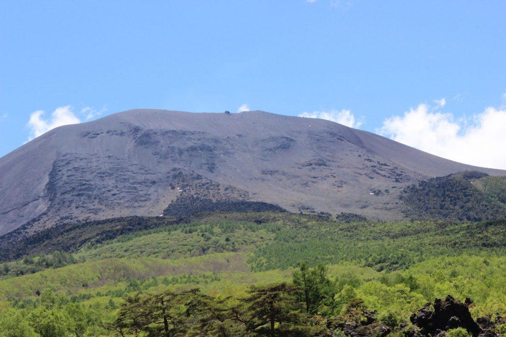 大自然が生んだ絶景!浅間山