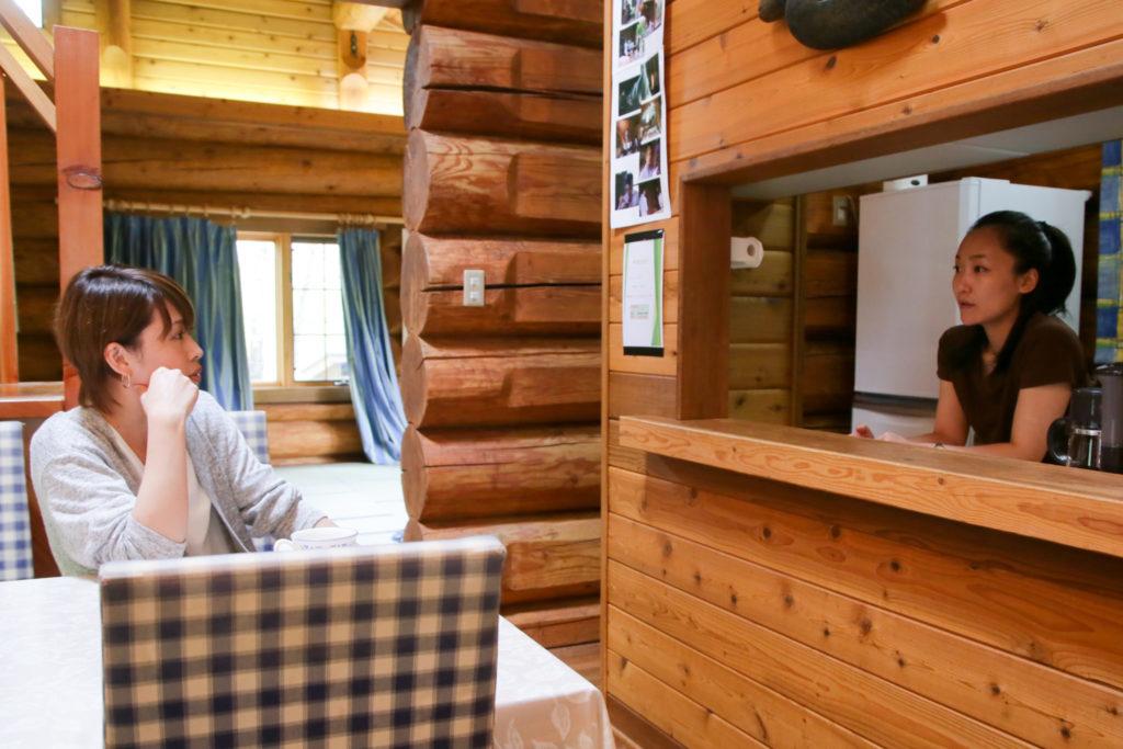 貸別荘は高原で過ごす仲間とのコミュニケーション