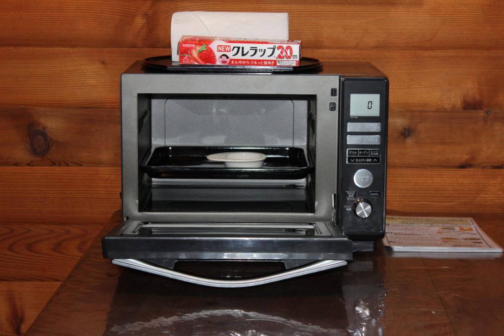 ログスィート「アン」のオーブンレンジ