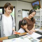 【貸別荘ルネス軽井沢】チェックインの手続き