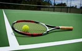 「ルネス軽井沢」テニスラケット